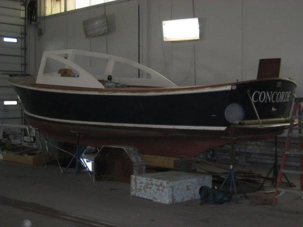 Dyer BASS BOAT
