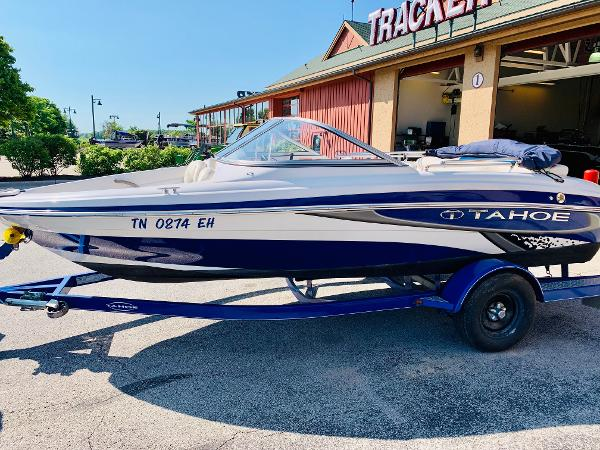Tahoe Q4 Sport Fish