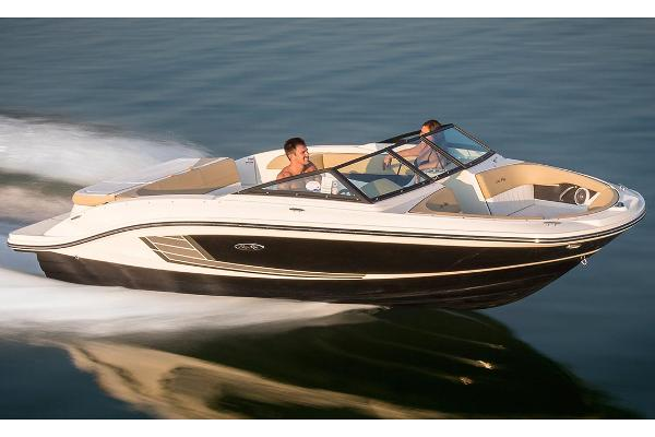 Sea Ray SPX 210 Manufacturer Provided Image