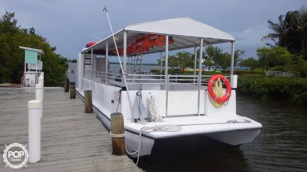 Fitz 37 Custom Passenger Boat 2013 Fitz 37 Custom for sale in Ruskin, FL