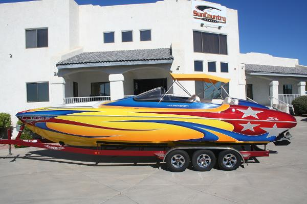 Eliminator 300 Eagle XP Open Bow/Mid cabin