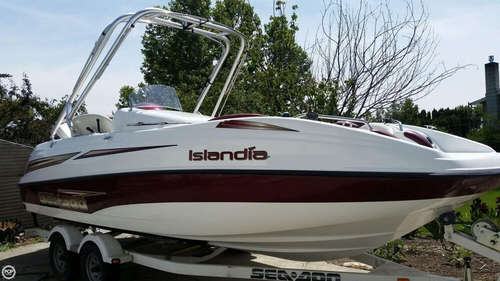 Sea-Doo 22 Islandia 2006 Sea-Doo 22 Islandia for sale in Grandview, WA