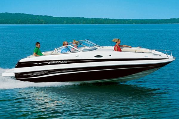 Ebbtide 2500 SS Fun Cruiser DC