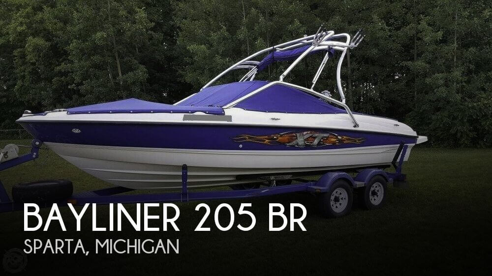 Bayliner 205 Br 2006 Bayliner 205 BR for sale in Sparta, MI