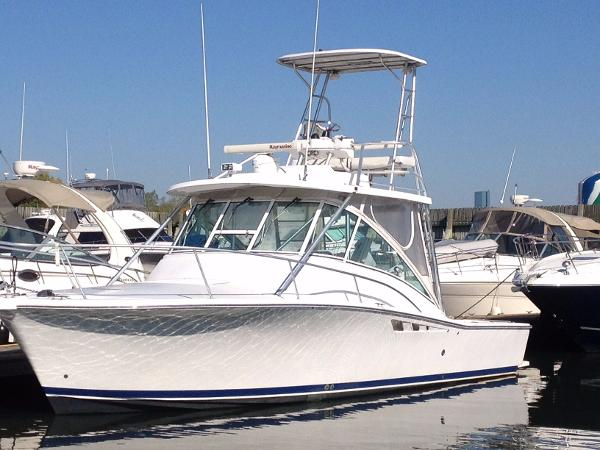 Luhrs 32 Open - Upgraded