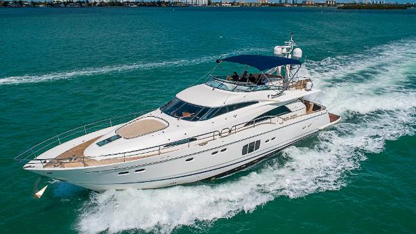Fairline Squadron 78 Custom 2012 Fairline 78 Squadron - Cruising