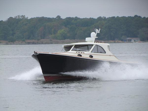 San Juan 38 Picnic Cruiser