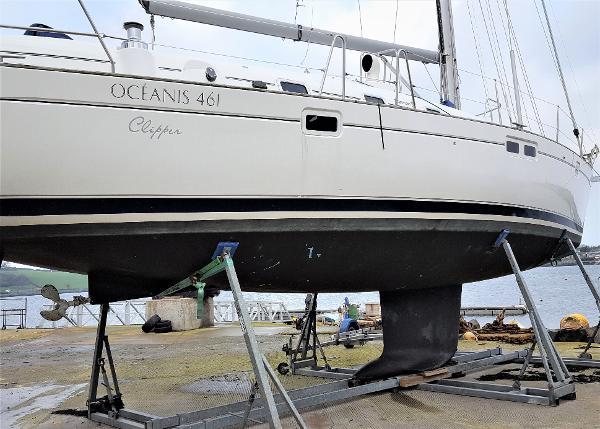 Beneteau Oceanis 461 Beneteau Oceanis 461 for sale with BJ Marine