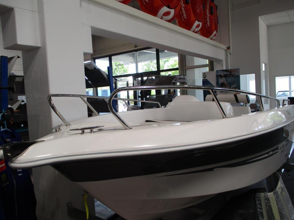 Galia 475 Open  Vorfhrboot auf Lager sofort lieferbar