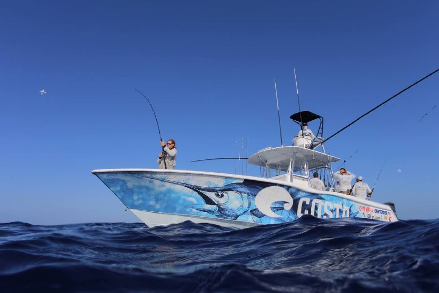 Contender Boat