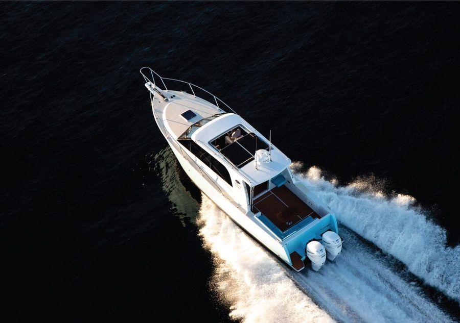 Coastal Craft Boat