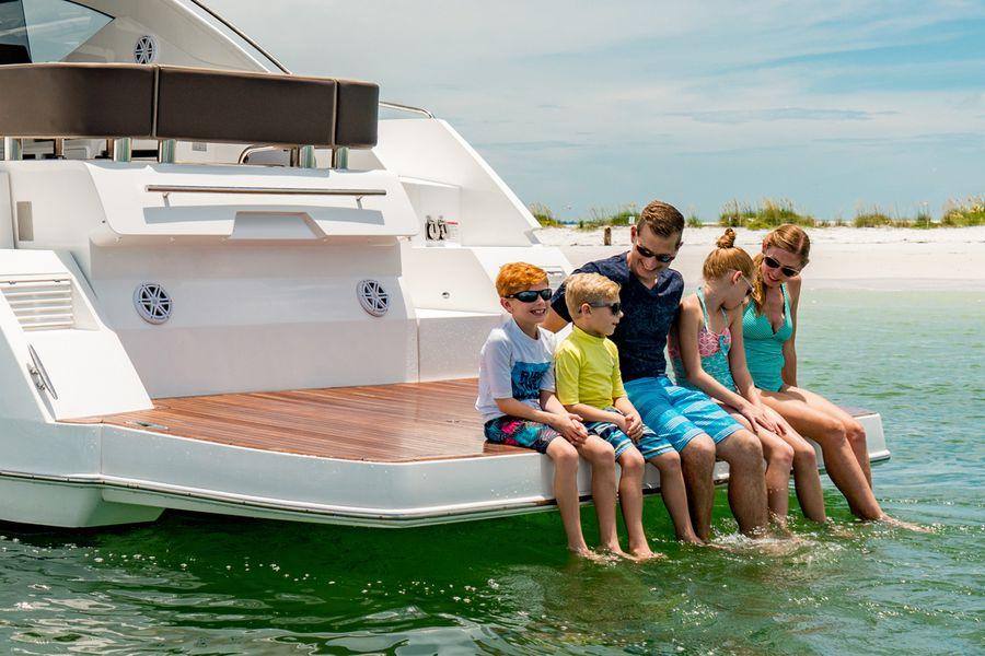 Galeon Boat
