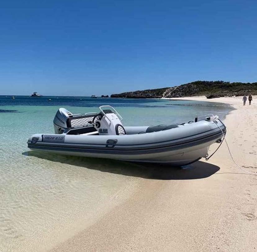 Highfield Boat