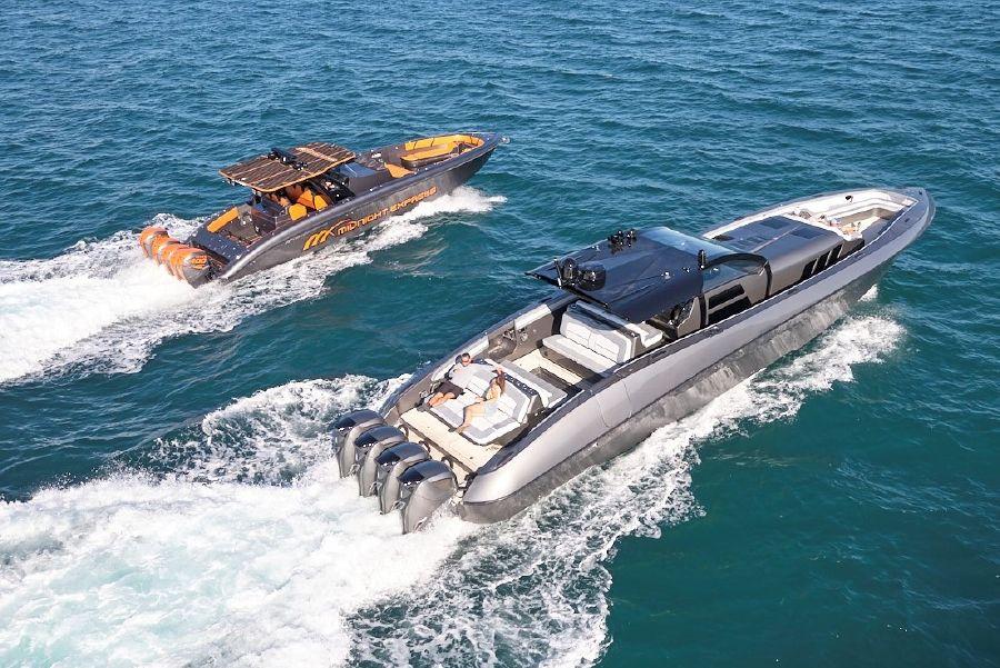 Midnight Express Boat