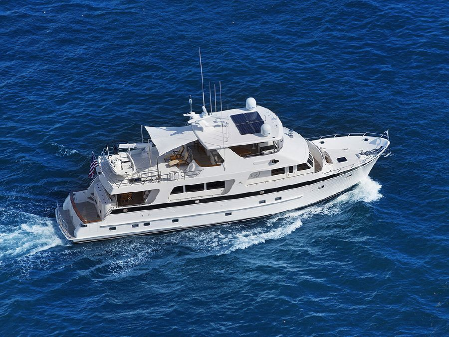 Outer Reef Yachts Boat