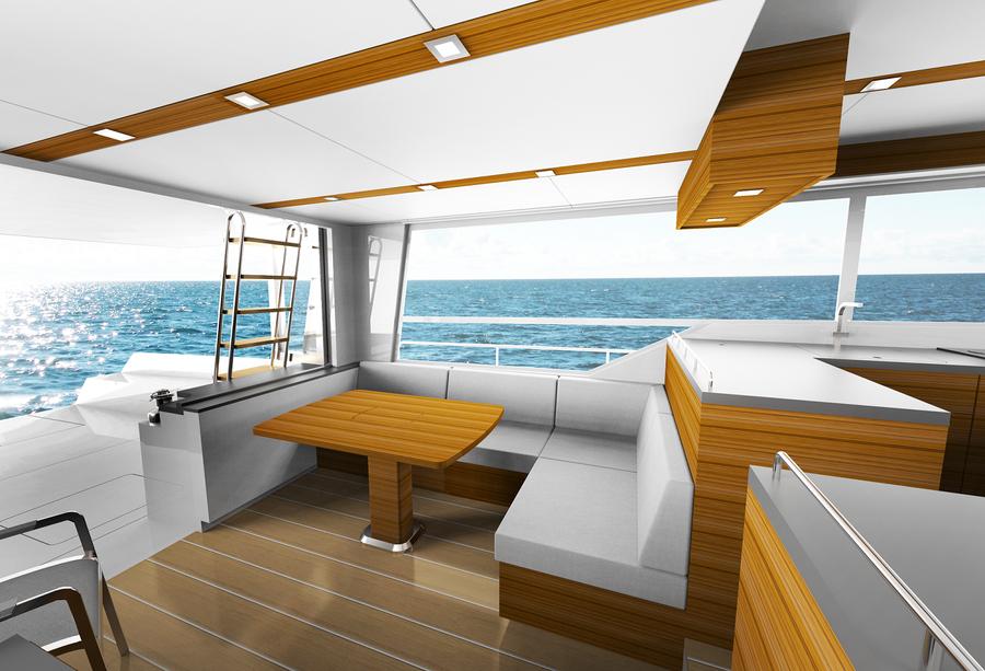 Outback Yachts company