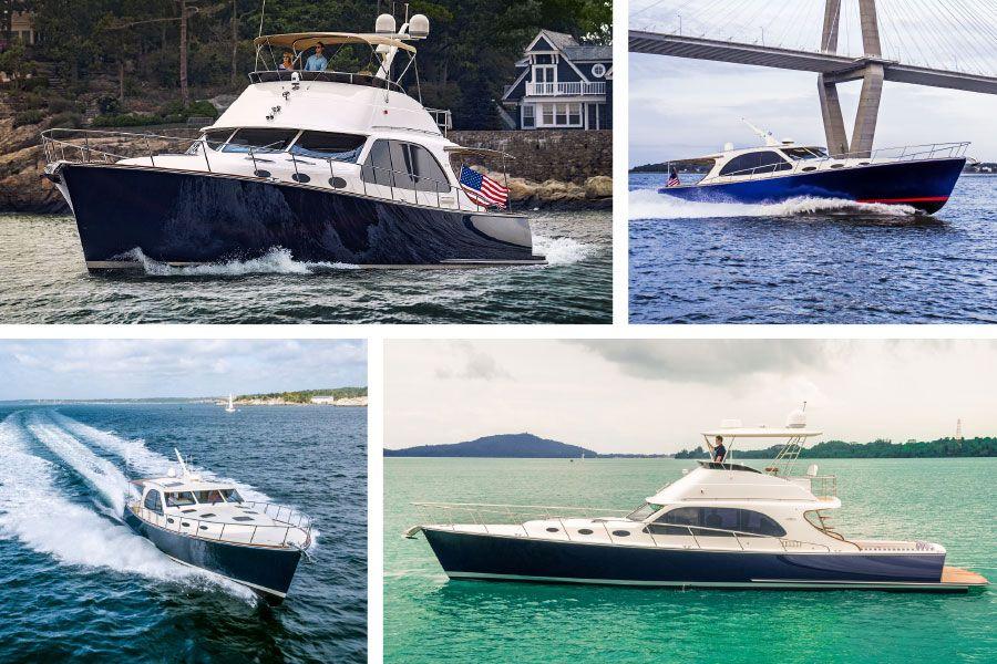 Palm Beach Motor Yachts company