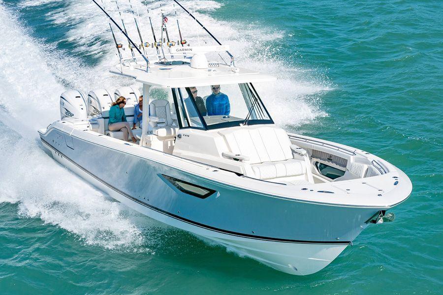 Pursuit Boat