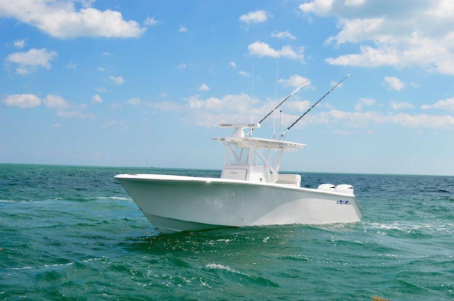 SeaHunter Boat
