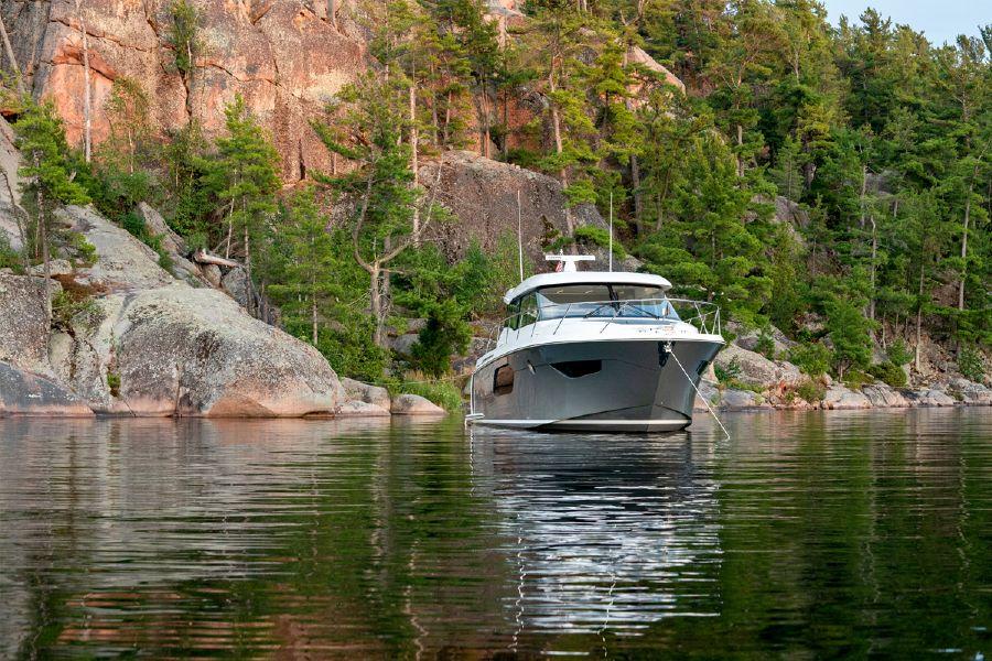 Tiara Yachts company