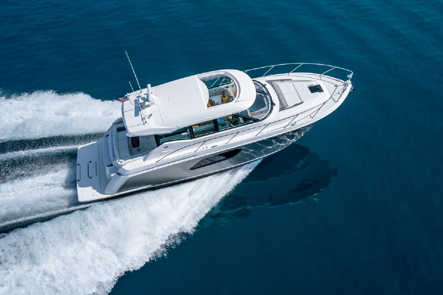 Tiara Yachts Boat