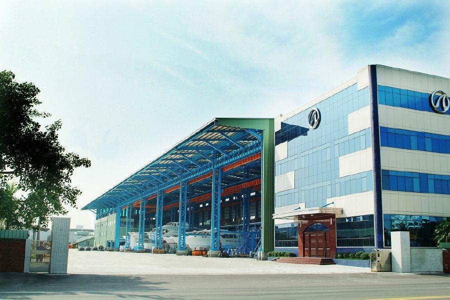 Ocean Alexander company