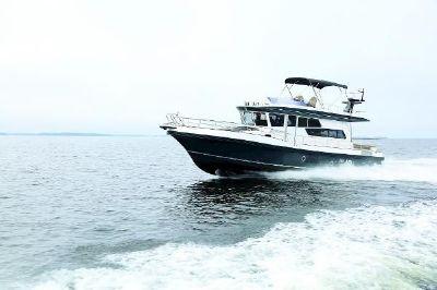 Aft Cabin Motor Yachts