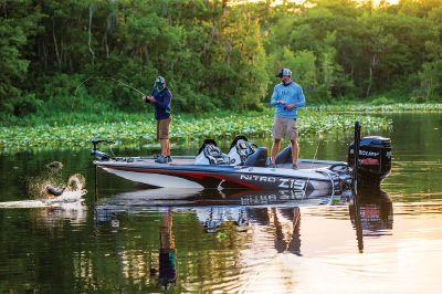 Aluminum Fishing Boats