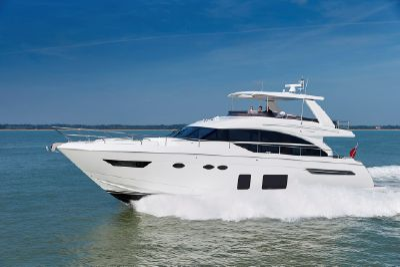 Flybridge Motor Yachts