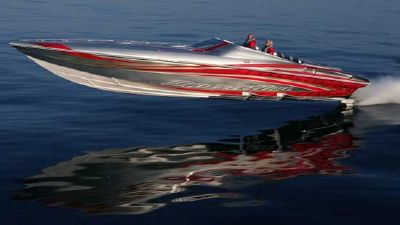 High Performance Power Boats