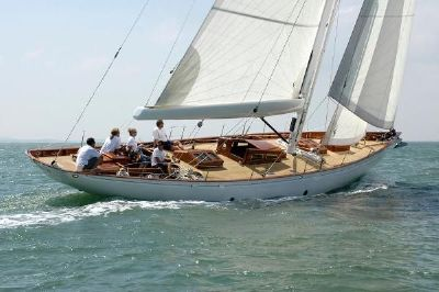 Antique and Classic Sailboats