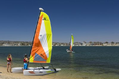 Beach Catamarans