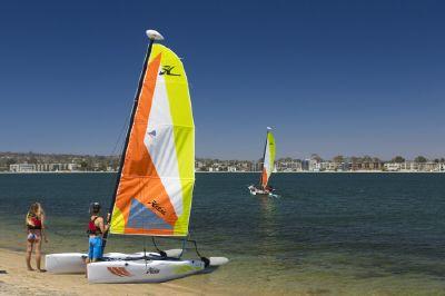 Beach Catamarans