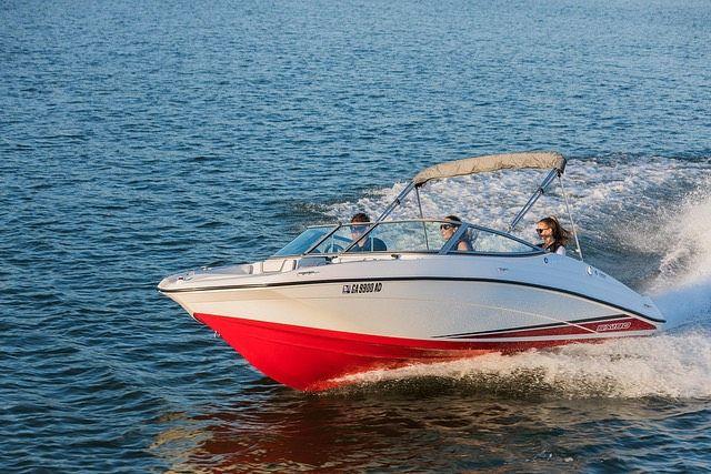Yamaha Boats Boat