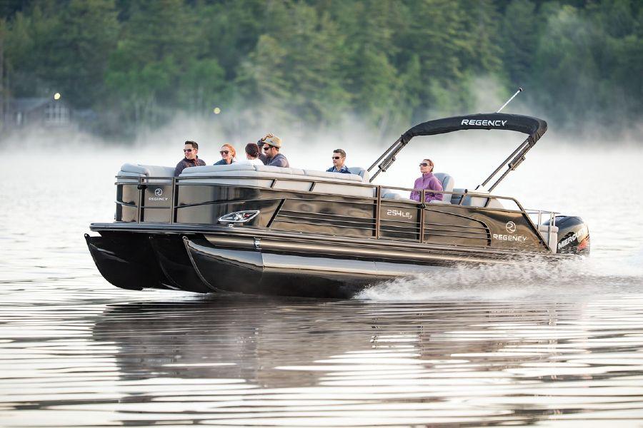 Regency Boat