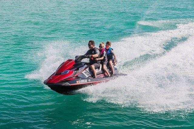 Yamaha WaveRunner Personal Watercraft