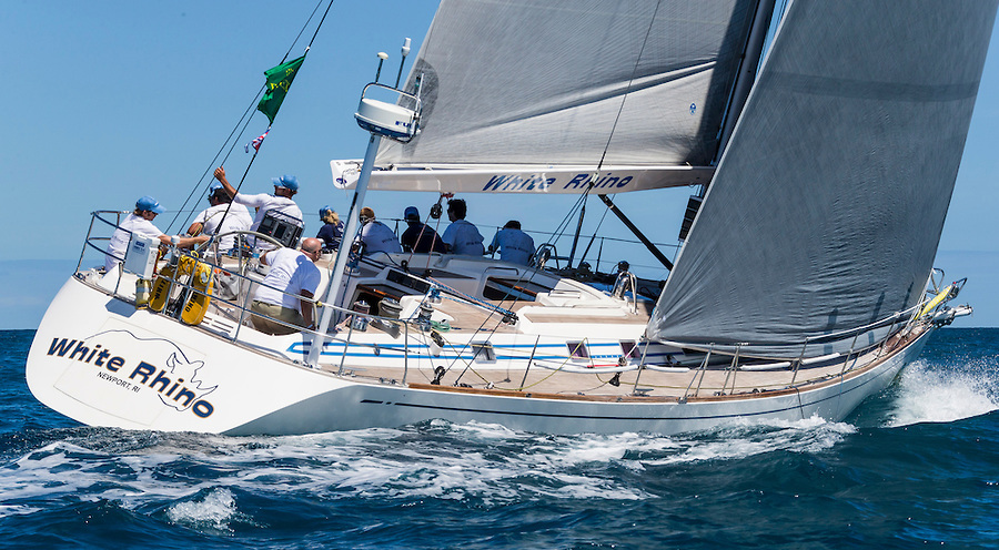 Perry Design Review: Swan 56
