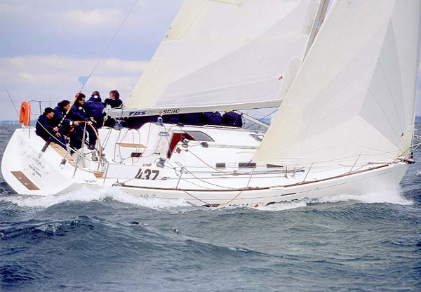 What about the Beneteau First 40.7?