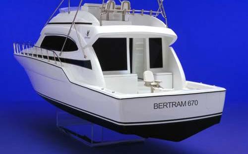 Bertram 670 Convertible
