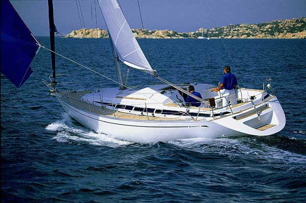Grand Soleil 37: Perry Design Review