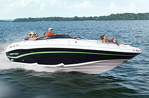Ebbtide 2600 SS Fun Cruiser Dual Console: Go Boating Review