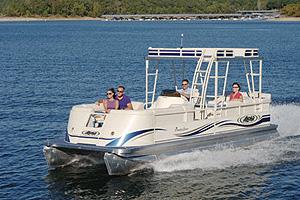 Aloha Paradise Series 250 Sundeck: Go Boating Review