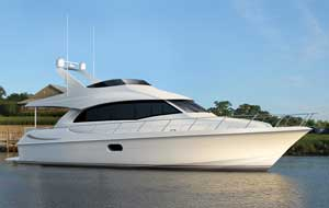 Hatteras 56 Motor Yacht Introduction