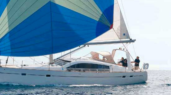 Wauquiez Pilot Saloon 55:  A Saloon with a View
