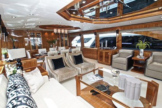 The Yacht Insider: A Tour of the Hargrave Victoriano