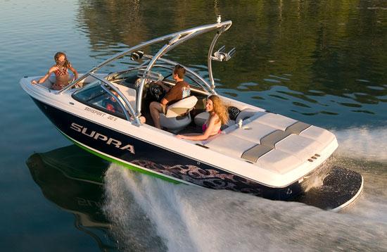 Supra's Sunsport 20V:  Affordable Luxury