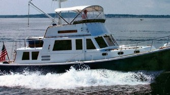 Duffy 42: Used Boat Review