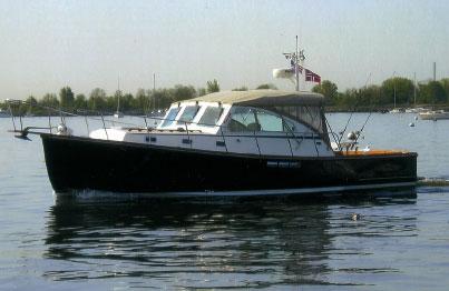 Wilbur 31 Dirigo: Used Boat Review