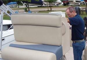 Harris FloteBote Sunliner 200 Boat Test Notes