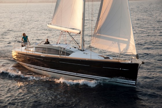 Jeanneau Sun Odyssey 44 Deck Salon: New Addition to the Family Fleet